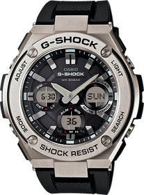 Casio Men's G Shock G-Steel GSTS100-1A