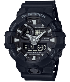 Casio G Shock Mens Watch GA-700-1BCR