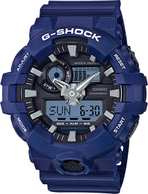 Casio G Shock Mens Watch GA-700-2ACR