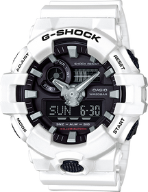 Casio G Shock Mens Watch GA-700-7ACR