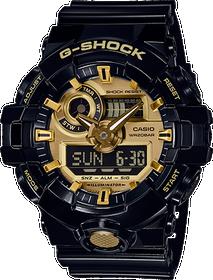 Casio G Shock Mens Watch GA-710GB-1ACR