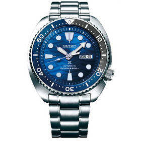 "Seiko SRPD21 PROSPEX ""Turtle"" Save The Ocean"" Great White Shark Edition"