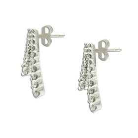 14K White Gold Diamond Earrings 41002283