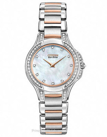 Citizen Women's EX1166-52D The Signature Collection Eco-Drive Fiore Watch