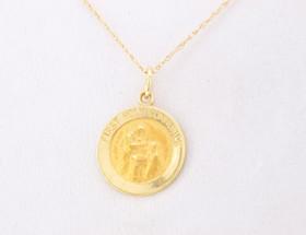50002118 14K Yellow Gold Holy Communion Charm