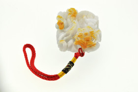 52001379 Jade Dragon Lucky Charm