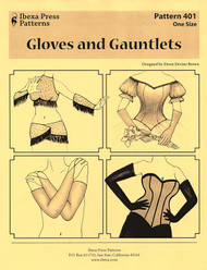 Gloves and Gauntlets Designed by Dawn Devine