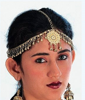 Belly Dance Head Piece - Binty Bell