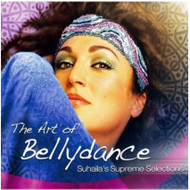 The Art of Bellydance - Suhaila's Supreme Selections - Belly Dance Music CD