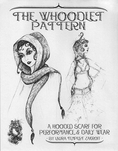 Belly Dance / Tribal / Fusion Pattern by Tempest - The Whoodlet Pattern