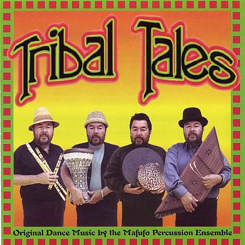 Uncle Mafufo - Tribal Tales ~ Belly Dance Music CD