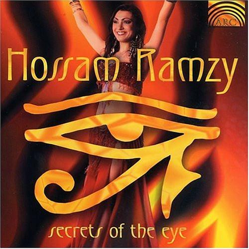 Secrets of the Eye by Hossam Ramzy ~ Belly Dance Music CD