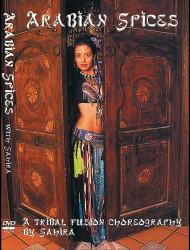 Arabian Spices - Tribal Fusion by Sahira - Belly Dance DVD