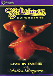 Bellydance Superstars - Live in Paris at the Folies Bergere ~ Belly Dance Performance DVD