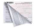 NEW PS Form 2976A, Customs - CP 72 - Sender's Declaration - for over 4 lbs.