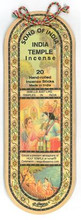 Songs of India Incense sticks