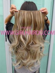 005W COLOUR 613CH10 HEAT STYALBLE HAIR EXTENSIONS