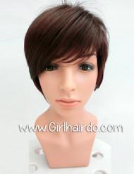 #premium short wig