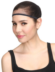 Wig net black