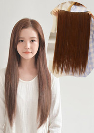 human hair hair extension very long 50cm~60cm