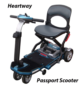 Heartway Passport Folding Scooter