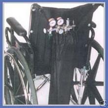 Single oxygen tank carrier for wheelchairs Diestco B6-11