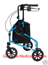 Graham Field Cruiser 3 Wheel Aluminum Rollator
