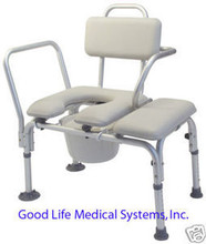 7958A Graham Field Lumex Transfer Bench and Commode