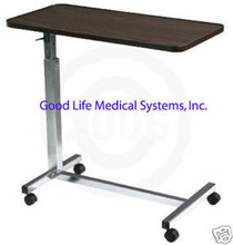 DR13008 DELUXE, TILT-TOP OVERBED TABLE by Drive Medical Design & Manufacturing