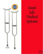 DR 10406 Bariatric Steel Crutch