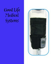 DR 10268 Universal Cane and Crutch Pouch