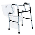 Uprise Onyx Folding Walker That Can Also Be Used as a  Toilet Safety Frame