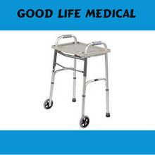 Walker Accessory: Universal Walker Tray Table, Fits Most Walkers