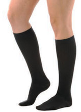 Men's or Women's Support Knee High, Closed Toe 20 to 30 mmHg, Firm Compression