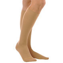 Women's Sheer Knee High, Closed Toe, 15 to 20 mmHg, Moderate Compression
