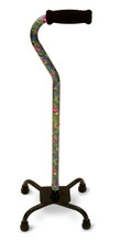 Small Base Quad Cane, Canterbury Design, MP-10810