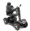 "Drive C0BRAGT422CS Heavy Duty Scooter with 22"" Captain Seat"