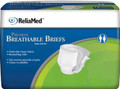 ReliaMed Breathable Briefs, Size Medium, Large, Extra Large ZRBBXLCA