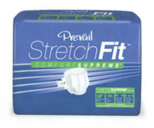 "McKesson Prevail Stretchfit Brief, Size A 32"" to 54""  Waist/Hip"