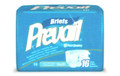 "Prevail Disposable Briefs, Size Small 20"" to 31"", Adult PB-011, Cloth like"