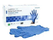 2000 McKesson Confiderm® Nitrile Gloves, 14-6976C, 69761310