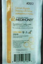 McKesson Calcium Alginate Dressing MEDIHONEY®, Box of 5