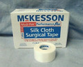 McKesson Medi-Pak Performance Plus Silk Cloth Surgical Tape, Case of 144