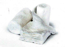 """Dermacea 100% Woven Gauze Bandages, Case of 96, 3.4"""" by 3.6 yards 441102"""