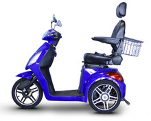 Blue EW-36 fast scooter