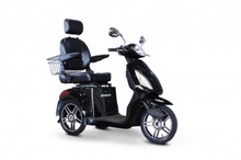 EW-36 in black mobility scooter