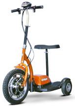 EWheels scooter ew-18 in orange