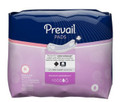 "Prevail® Bladder Control Pad Heavy Absorbency, 11"" Long, for women, PV9161"