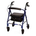 Junior Rollator RLAJ6 comes in blue or Burgundy