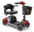 Red EW-M39 easy to disassemble scooter